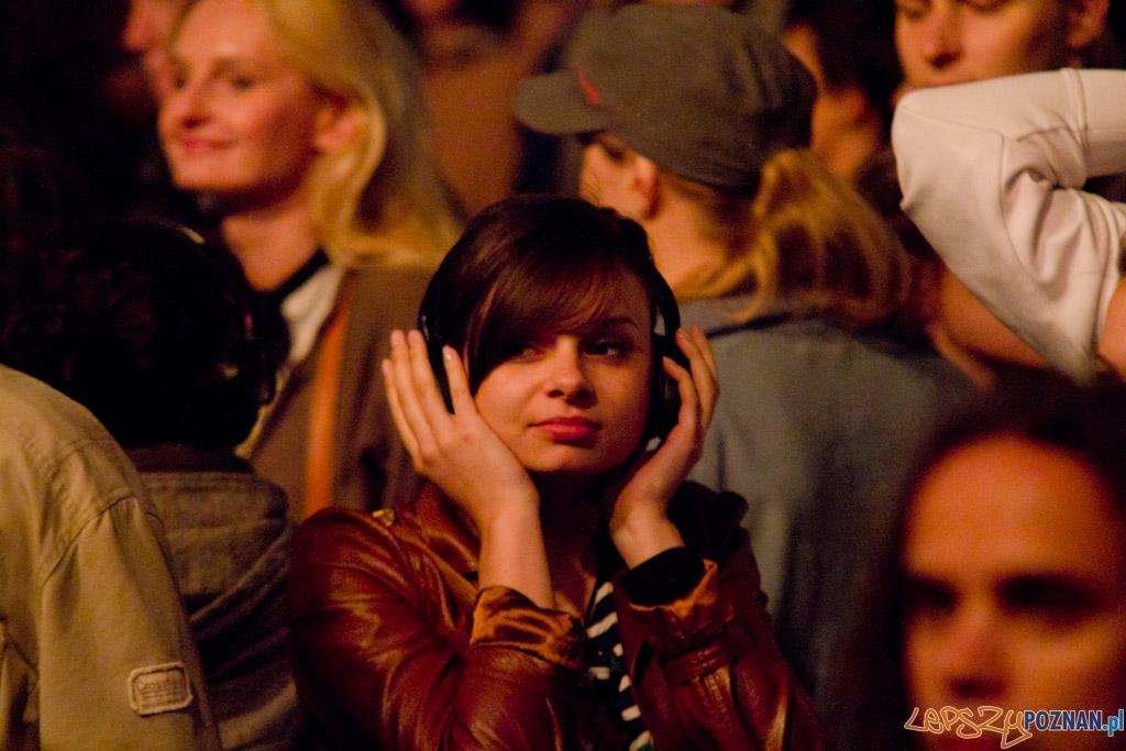 Nowe Nurty - Silent Concert - ShaKoFraKo  Foto: lepszyPOZNAN.pl / Piotr Rychter