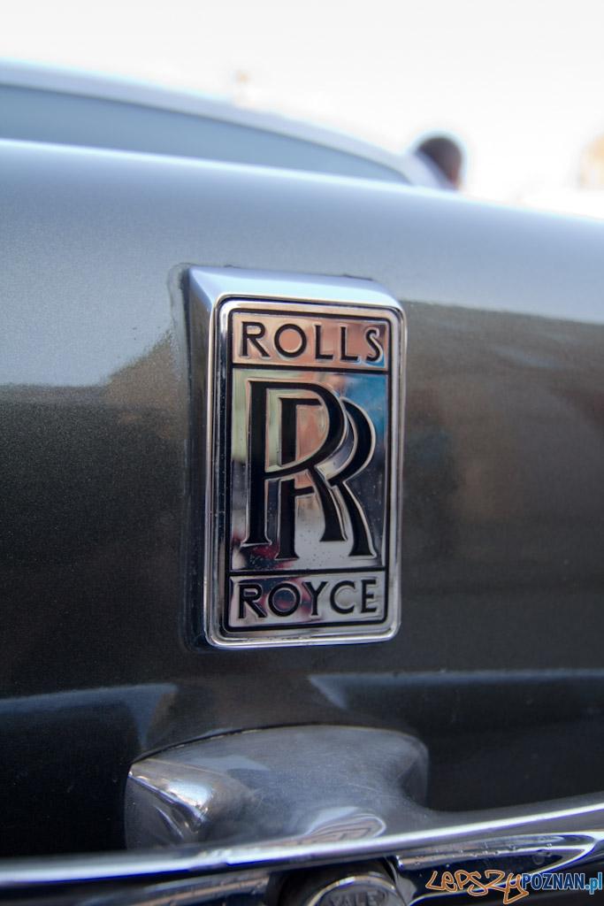 II Międzynarodowy Zlot Rolls Royce&Bentley Poznań 2011  Foto: lepszyPOZNAN.pl / Piotr Rychter