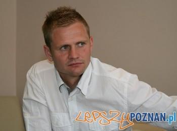 Arkadiusz Miklosik  Foto: KS Warta Poznań
