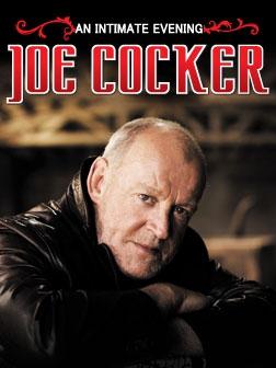 Joe Cocker  Foto: Makrococert