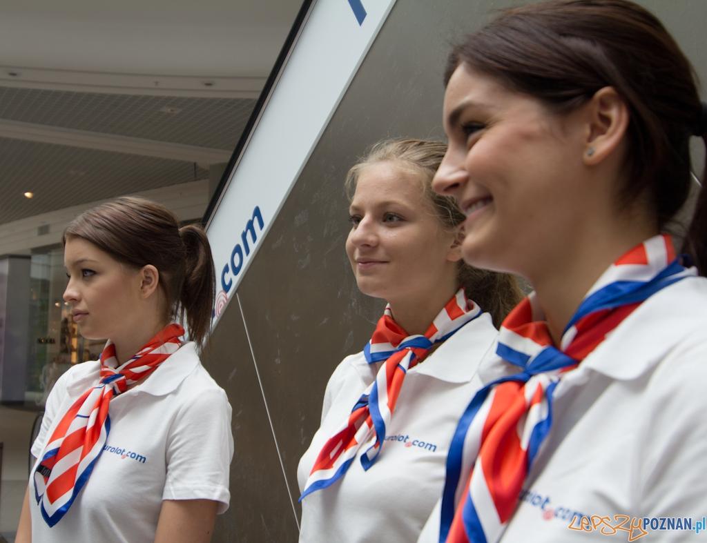 Eurolot promuje loty do Krakowa  Foto: lepszyPOZNAN.pl / Piotr Rychter