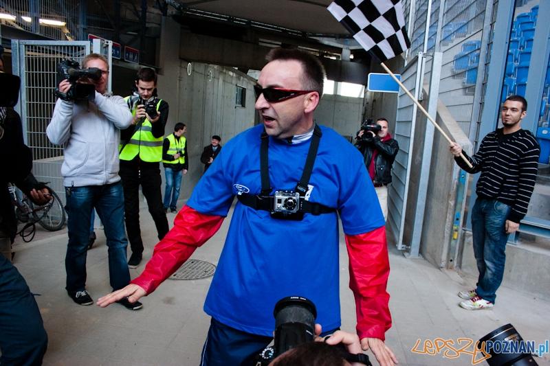 Poznań Traffic Race 2011 - Poznań 14.10.2011 r.  Foto: LepszyPOZNAN.pl / Paweł Rychter