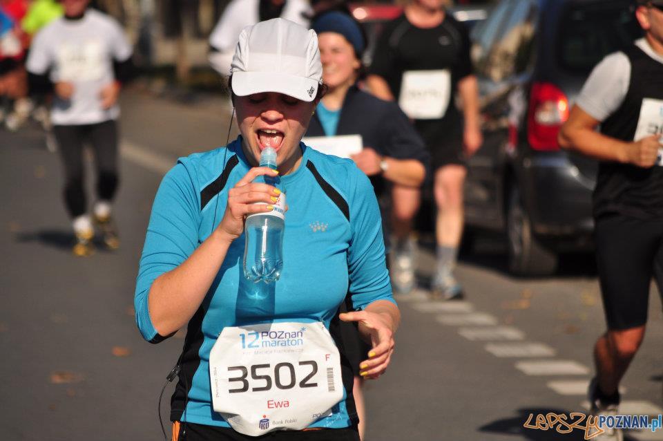 12 Poznań Maraton  Foto: lepszyPOZNAN.pl / Ewa Kornatowska