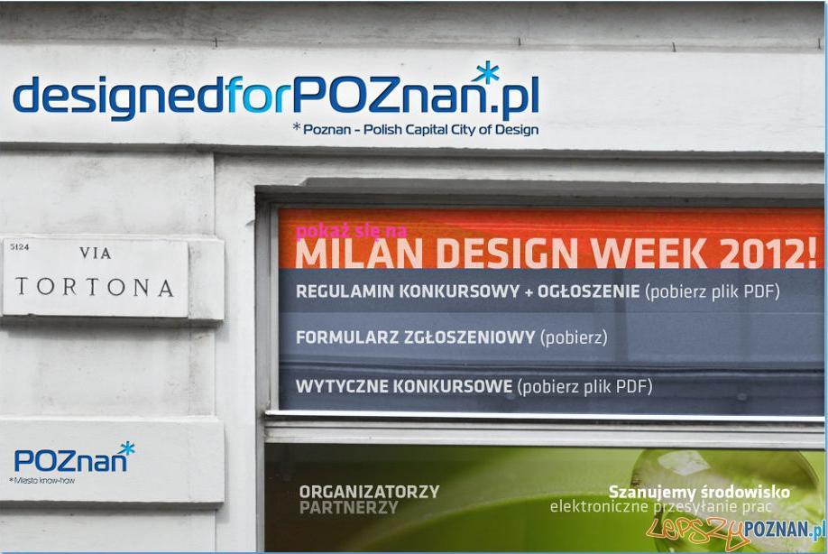 Design w Poznaniu  Foto: