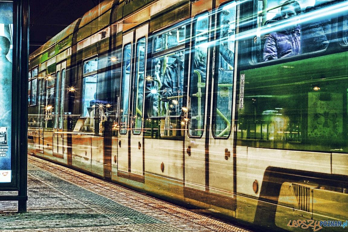 City of play - I nagroda jury, I nagroda internautów - Ghost tram/Św. Roch - Jakub Gąsiorowski  Foto: Jakub Gąsiorowski