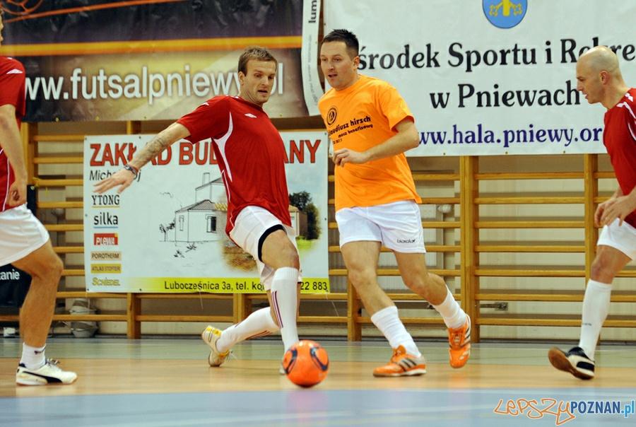 Benefis Klaudiusza Hirscha  Foto: wielkopolskisport.pl / Krzysztof Kaczyński
