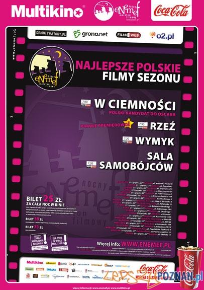 ENEMEF: Najlepsze Polskie Filmy Sezonu  Foto: