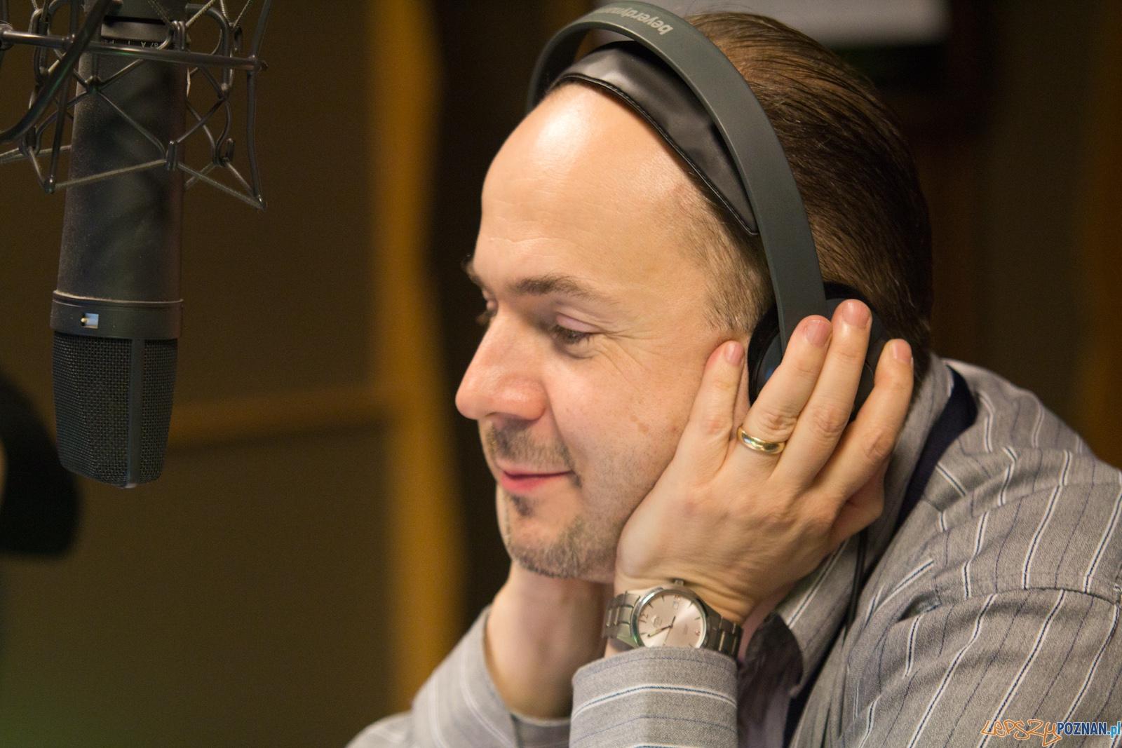 Ostatnia Noc u Berniego - Radio Merkury 20.01.2012 r.  Foto: lepszyPOZNAN.pl / Piotr Rychter