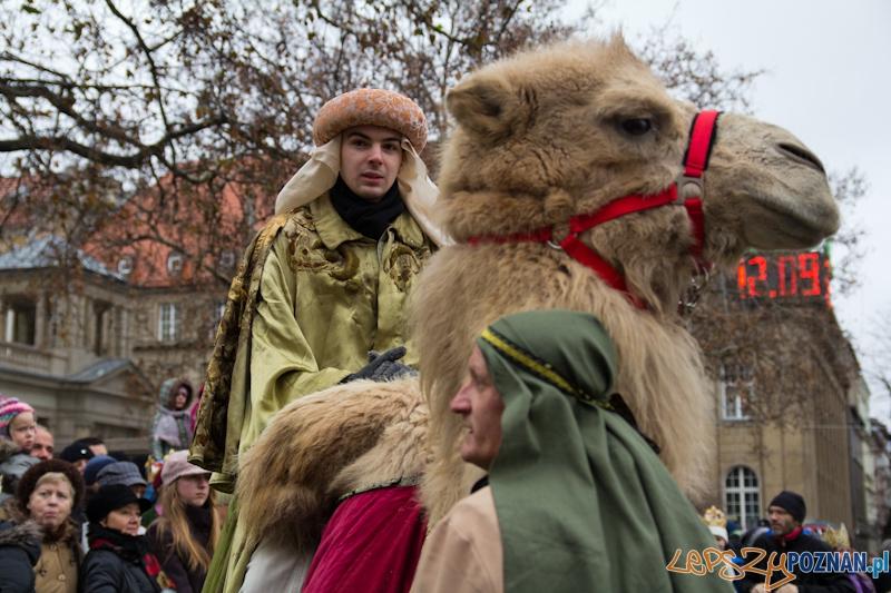 Orszak Trzech Króli - 6.01.2012 r.  Foto: lepszyPOZNAN.pl / Piotr Rychter