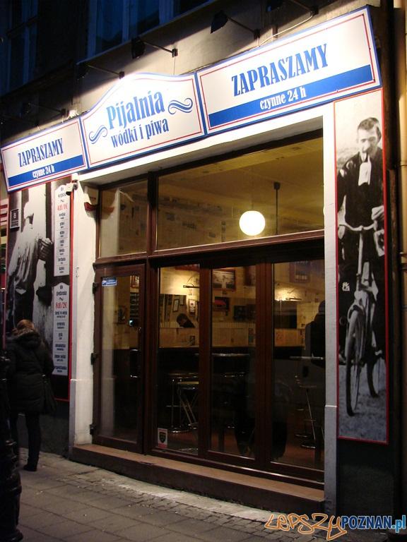 Pijalnia wódki i piwa  Foto: lepszyPOZNAN.pl / ag