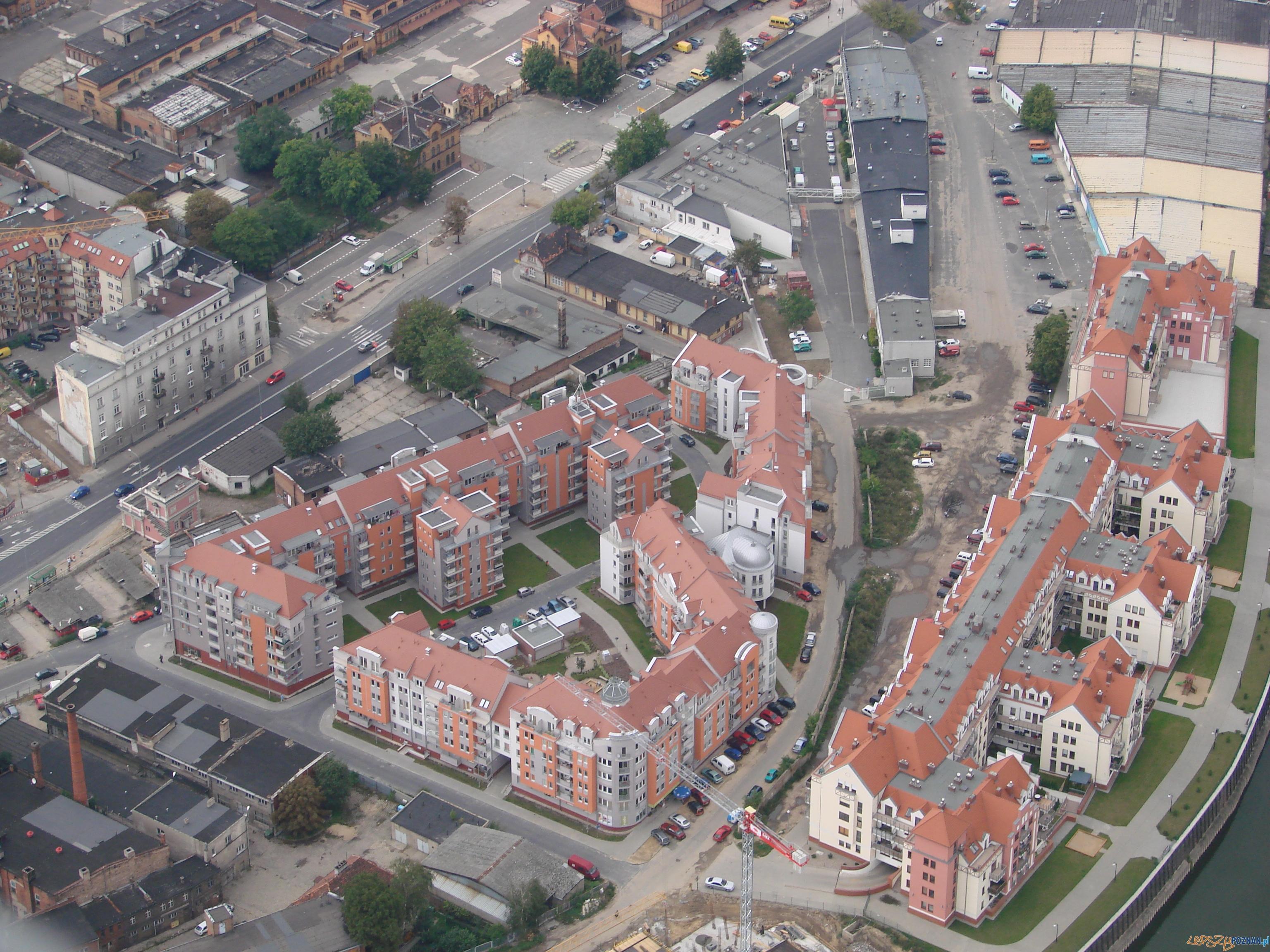 Osiedle TBS przy ulicy Szyperskiej / Piaskowej  Foto: