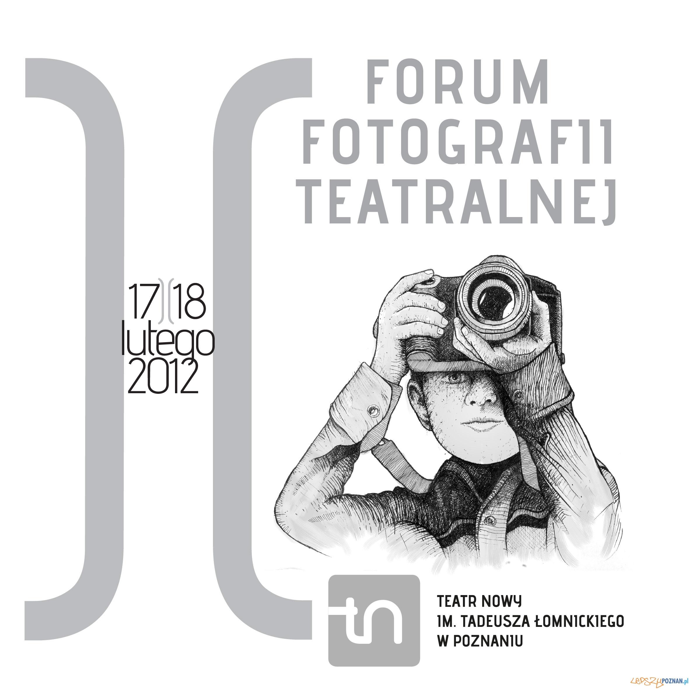 Forum Fotografii Teatralnej  Foto: Forum Fotografii Teatralnej