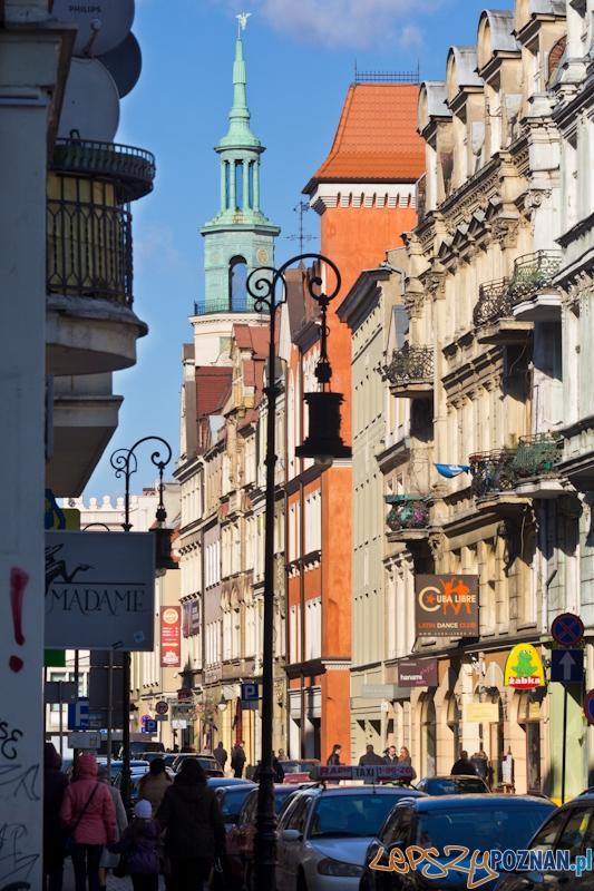 Ulica Wrocławska  Foto: lepszyPOZNAN.pl / Piotr Rychter