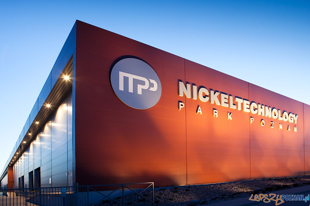 Nickel Technology Park Poznań  Foto: Nickel Technology Park Poznań