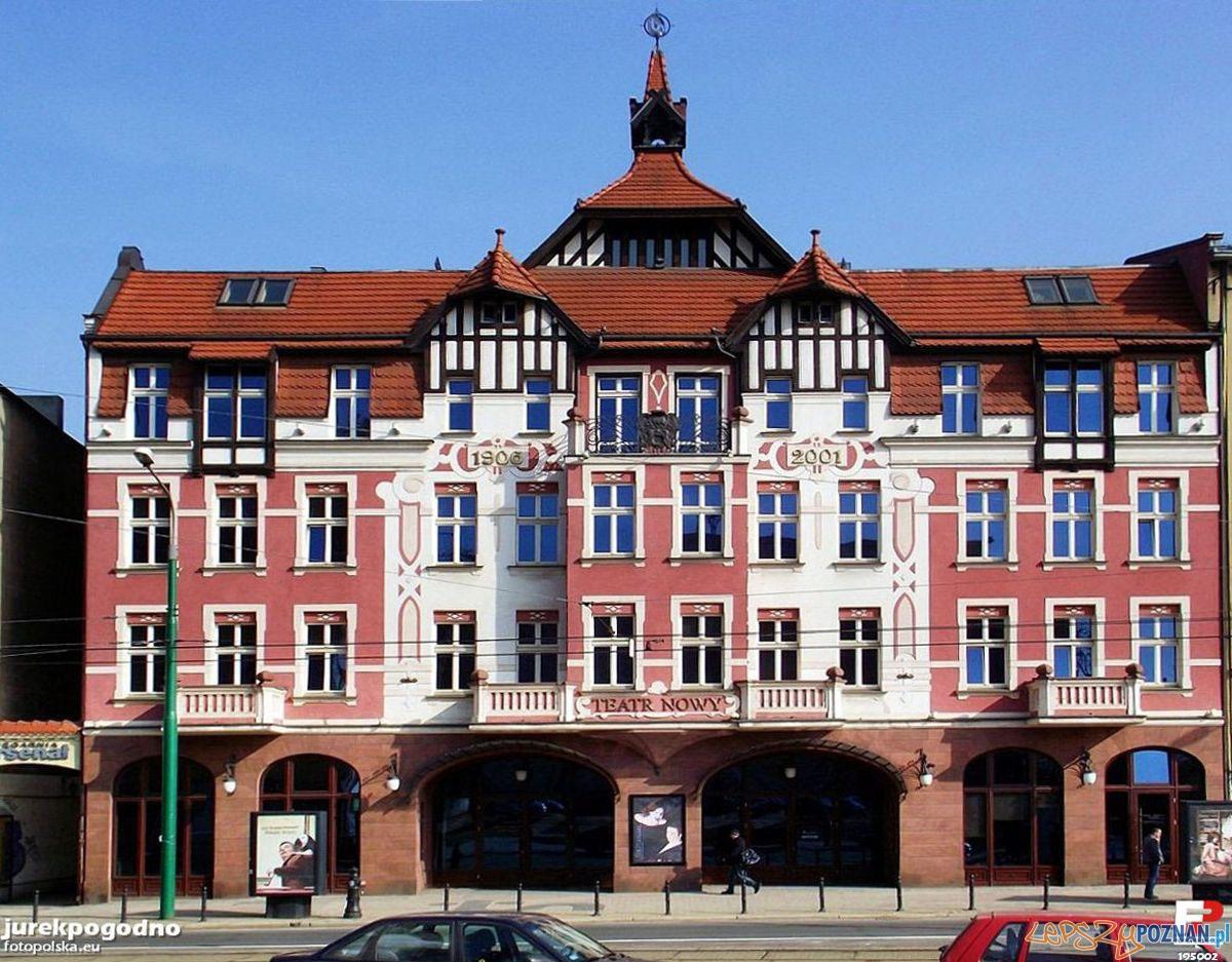 Teatr Nowy w Poznaniu  Foto: fotopolska