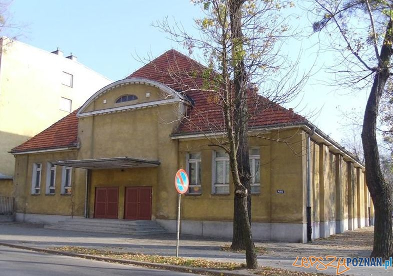 Kino Grunwald  Foto: Agencja Mienia Wojskowego