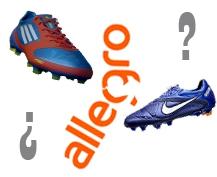 Adidas i Nike zniknie z Allegro?  Foto: lepszyPoznan.pl / pr