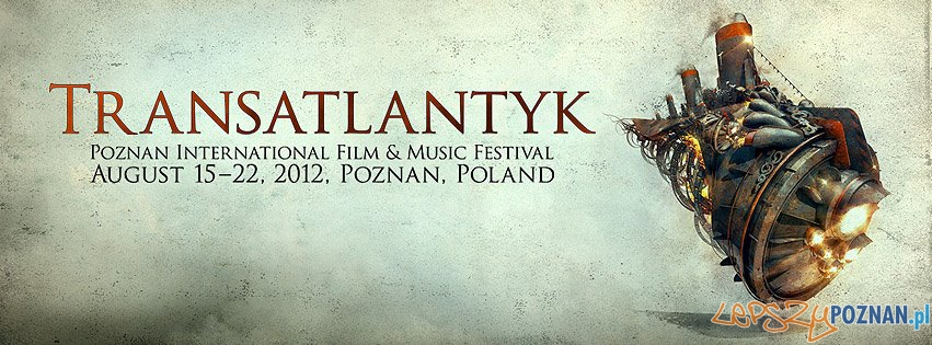 TRANSATLANTYK 2012 - plakat T. Opasińskiego  Foto: TRANSATLANTYK 2012 - plakat T. Opasińskiego