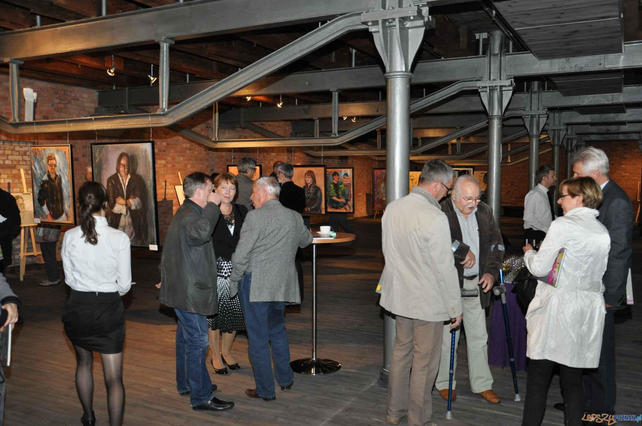 Inauguracja wystawy Portrety poznańskich architektów  Foto: PR4you