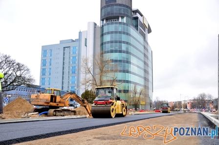 Przebudowa ul. Bułgarskiej  Foto: Aprivia