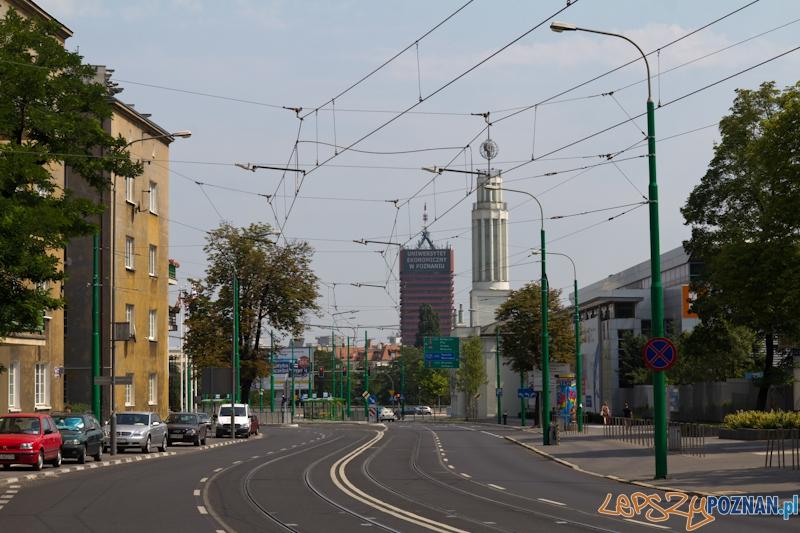ulica Grunwaldzka  Foto: lepszyPOZNAN.pl / Piotr Rychter