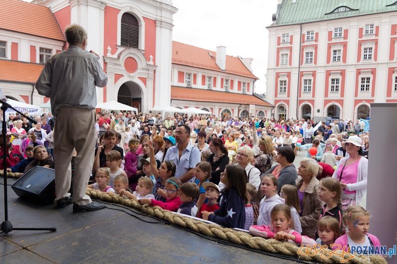 Warkocz Magdaleny - festyn przy poznańskiej Farze  Foto: lepszyPOZNAN.pl / Piotr Rychter
