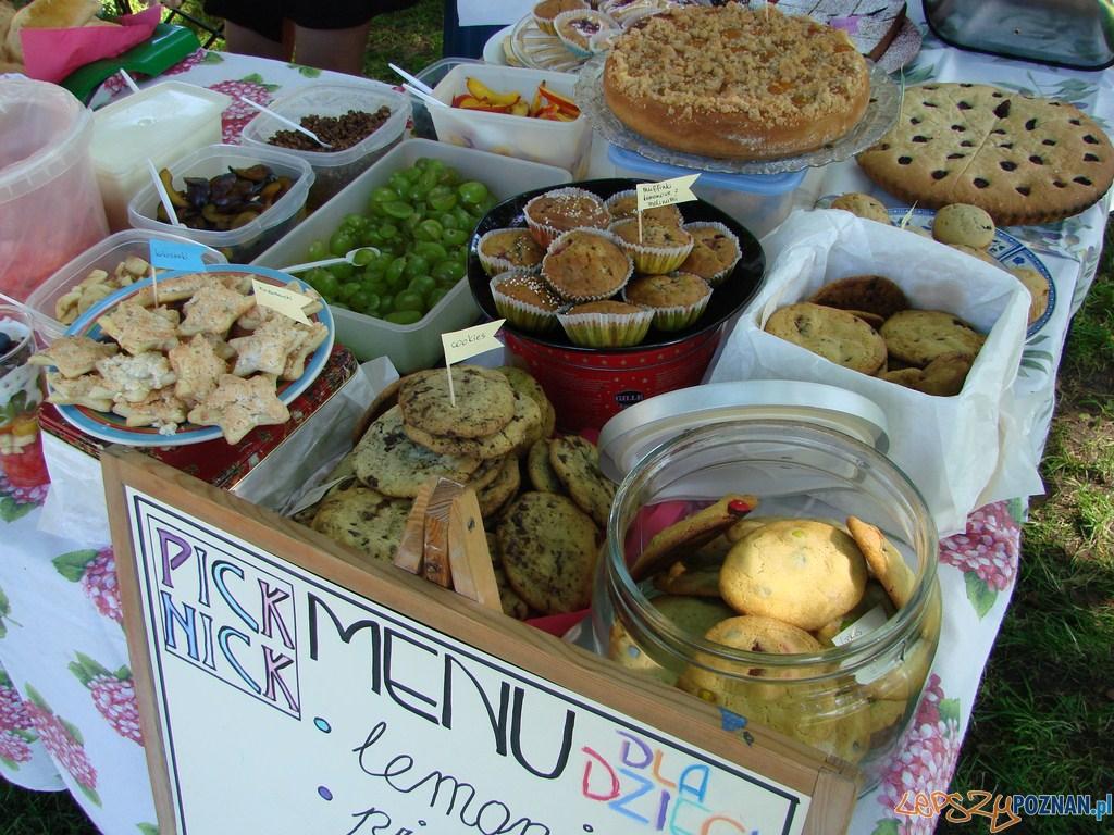 Restaurant Day - Pick Nick! w parku Mickiewicza  Foto: lepszyPOZNAN.pl / ag