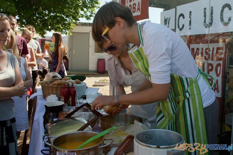 Restaurant Day w Kontener Art  Foto: lepszyPOZNAN.pl / Ewelina Gutowska