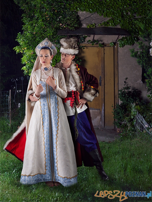 Rosyjskie wesele  Foto: Rosyjskie wesele