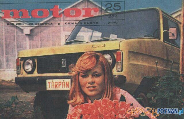 Tarpan w czasopiśmie Motor Foto: http://www.autoprl.fora.pl/samochody-polskie,1/fsr-tarpan-233-1973-82r,5.html