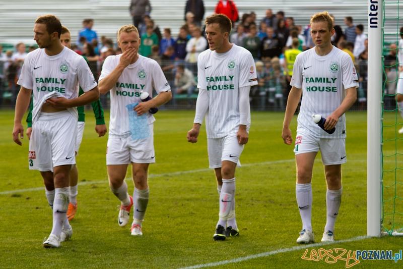 1/8 finału Pucharu Polski - Warta Poznań - Wisła Kraków  Foto: lepszyPOZNAN.pl / Piotr Rychter