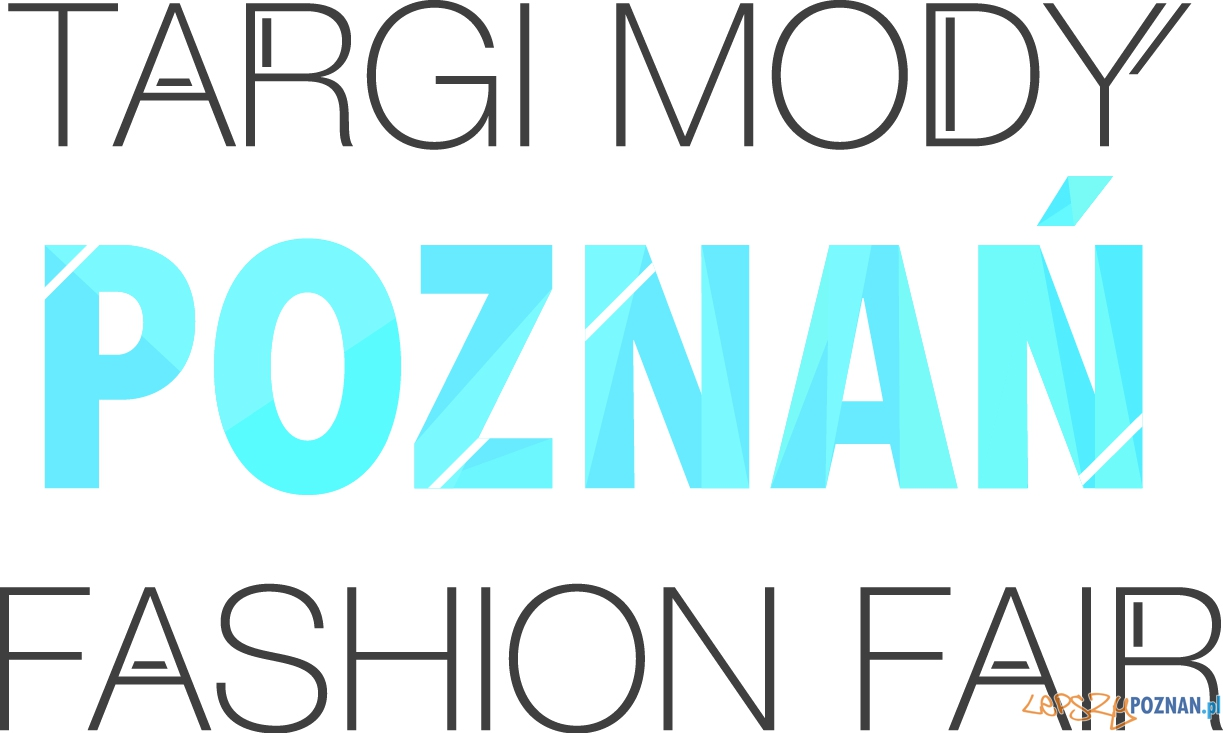 Targi Mody Poznań - logo  Foto: