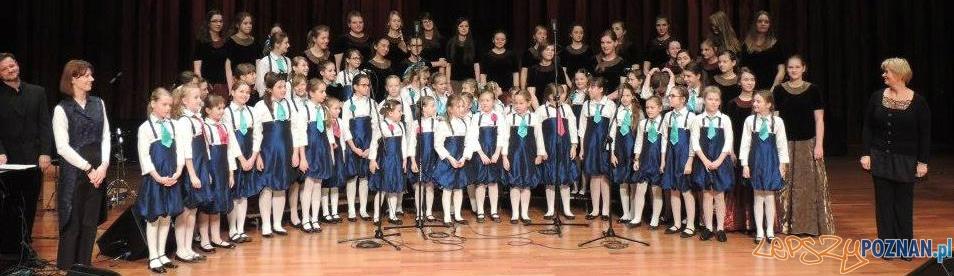 Chór Dziewczęcy Skowronki - panorama  Foto: Chór Dziewczęcy Skowronki