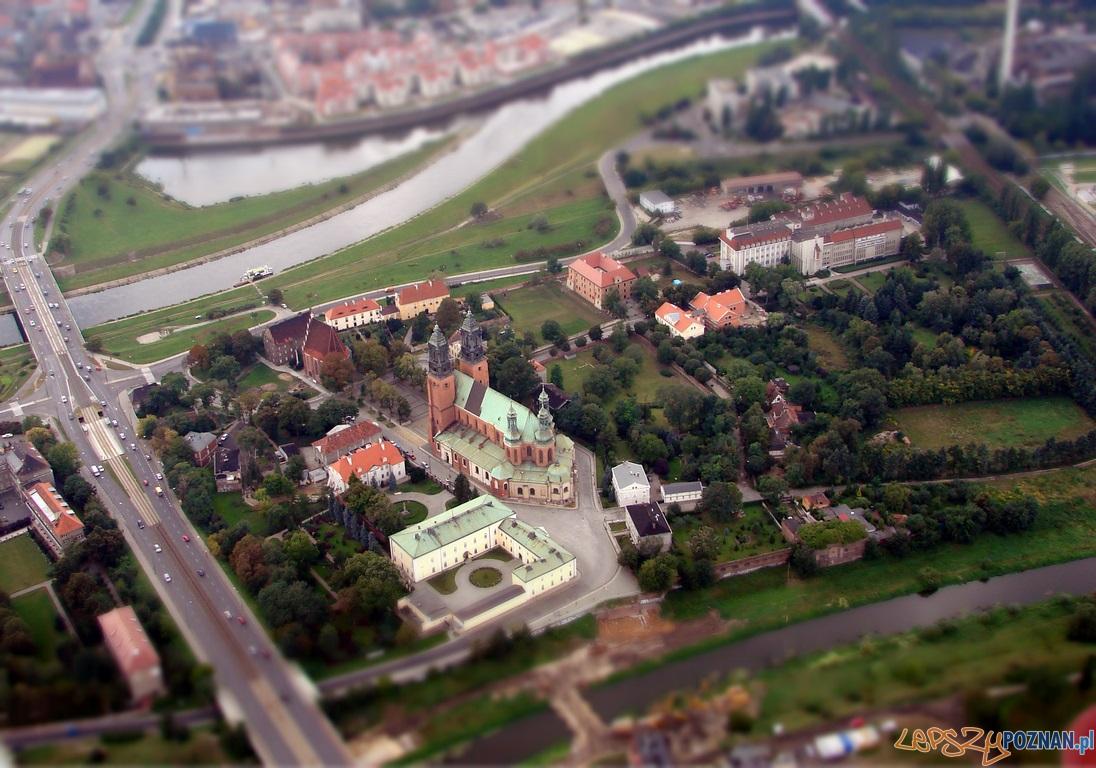 Ostrów Tumski  Foto: lepszyPOZNAN.pl / ag