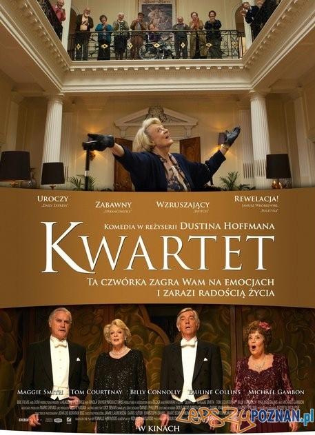 Kwartet w reżyserii Dustina Hoffmana  Foto: Kwartet w reżyserii Dustina Hoffmana