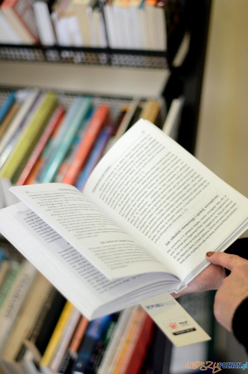 Książka, Bookcrossing  Foto: Powiat Poznański