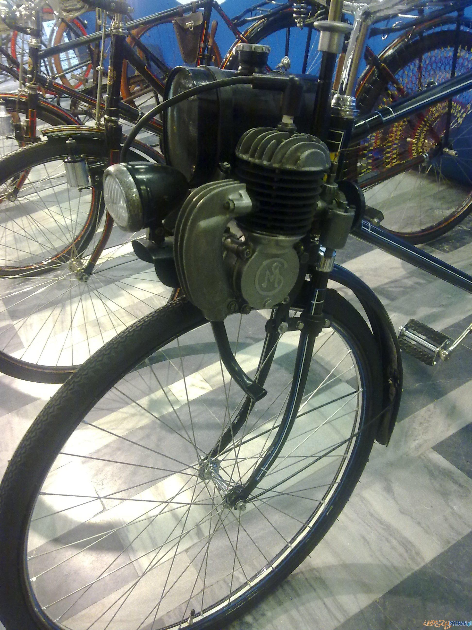 Wielkopolskie rowery - wystawa w Urzędzie Wojewódzkim (3)  Foto: TD