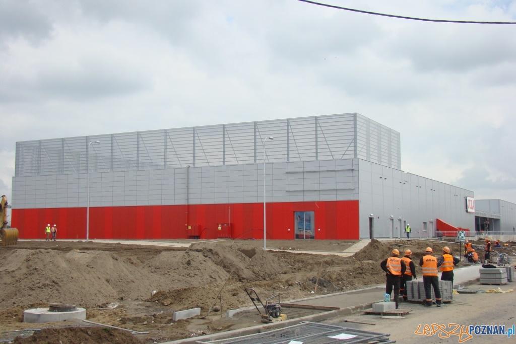 Park Handlowy Franowo - w czerwcu otwarcie  Foto: IKEA materiały prasowe