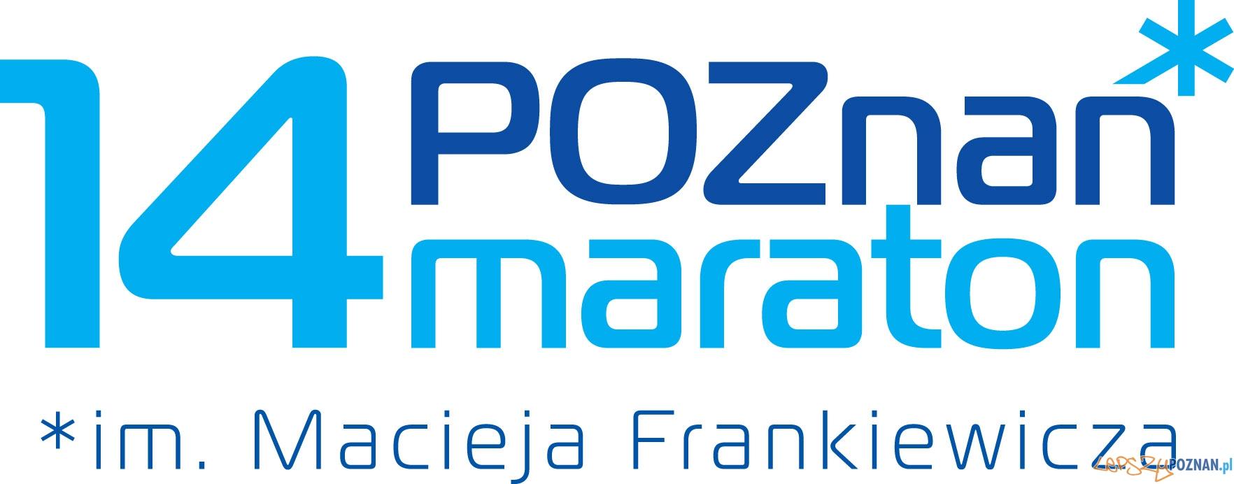 Logo 14 Poznań Maraton  Foto: