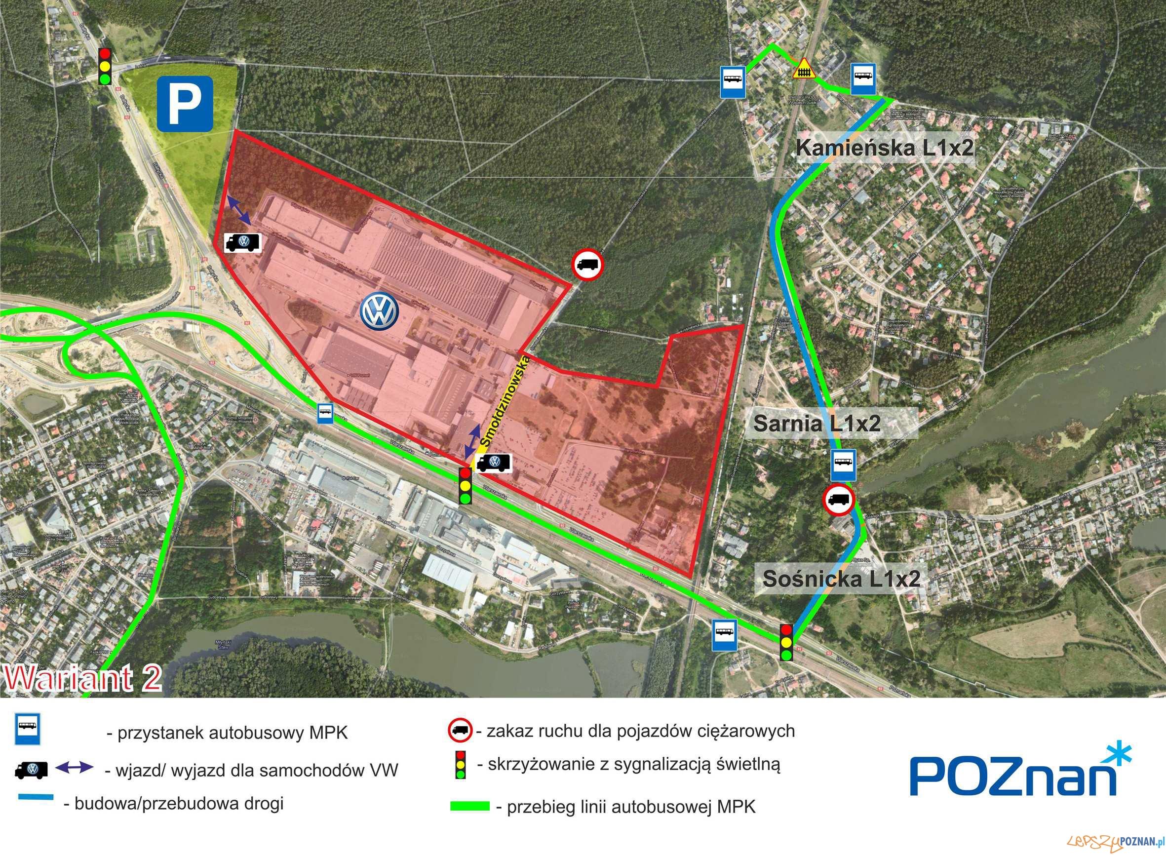 Zmiany na Zielińcu  Foto: