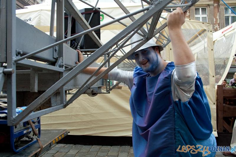 Interdyscyplinarna Grupa Teatralna Asocjacja 2006  Foto: Ewelina Gutowska