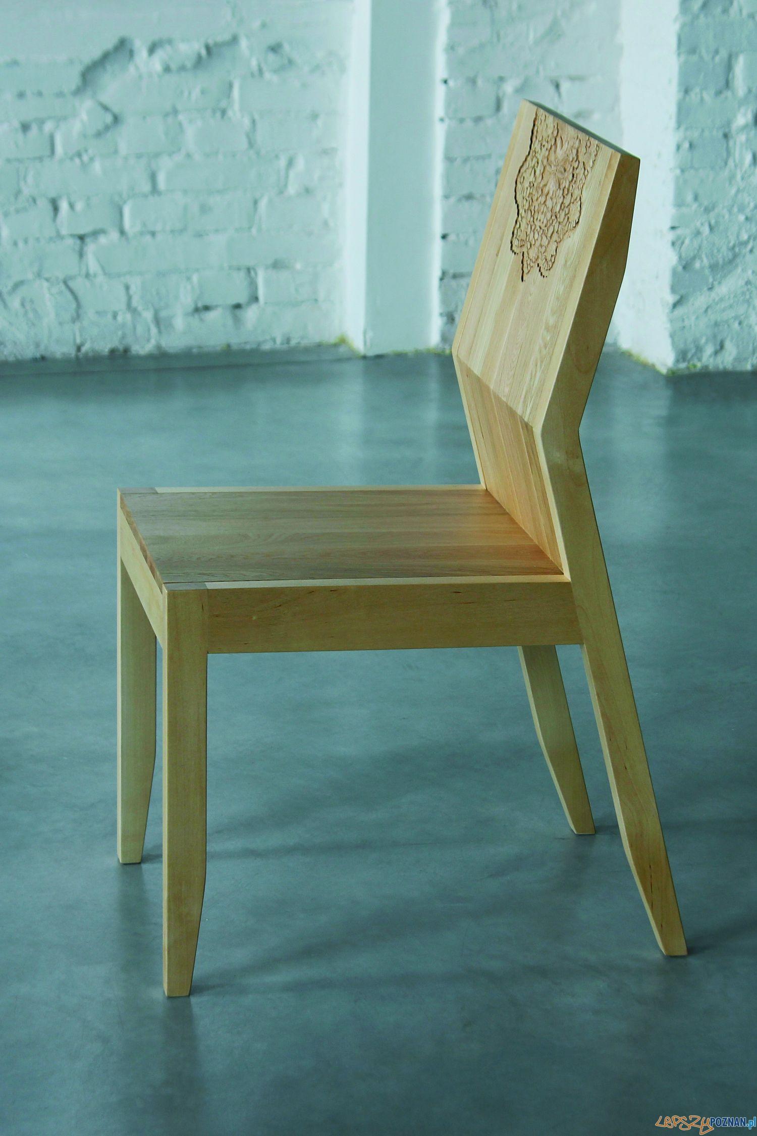 Nowa FORMA 2012 - krzesło POLA - Wytwórnia Krzeseł Klota  Foto: materiały prasowe