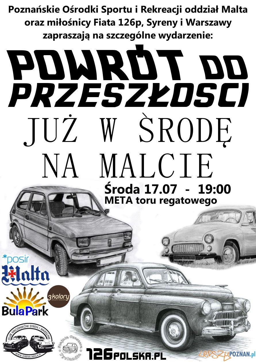 Malta - plakat  Foto:
