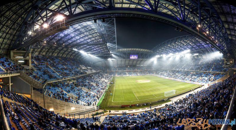 Stadion Miejski  Foto: ZED     Zbigniew Ratajczak / fotoportal.poznan.pl