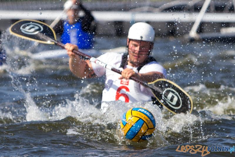 Europejskie Mistrzostwa Kajak polo - Polska - Finlandia  Foto: lepszyPOZNAN.pl / Piotr Rychter
