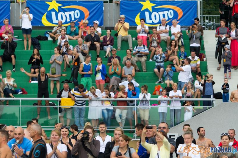 Lotto Poznań Triathlon - 4.08.2013 r.  Foto: lepszyPOZNAN.pl / Piotr Rychter