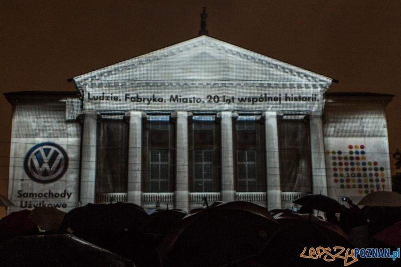 """""""Ludzie. Fabryka. Miasto. 20 lat wspólnej historii"""" - Poznań 02.09.2013 r.  Foto:"""
