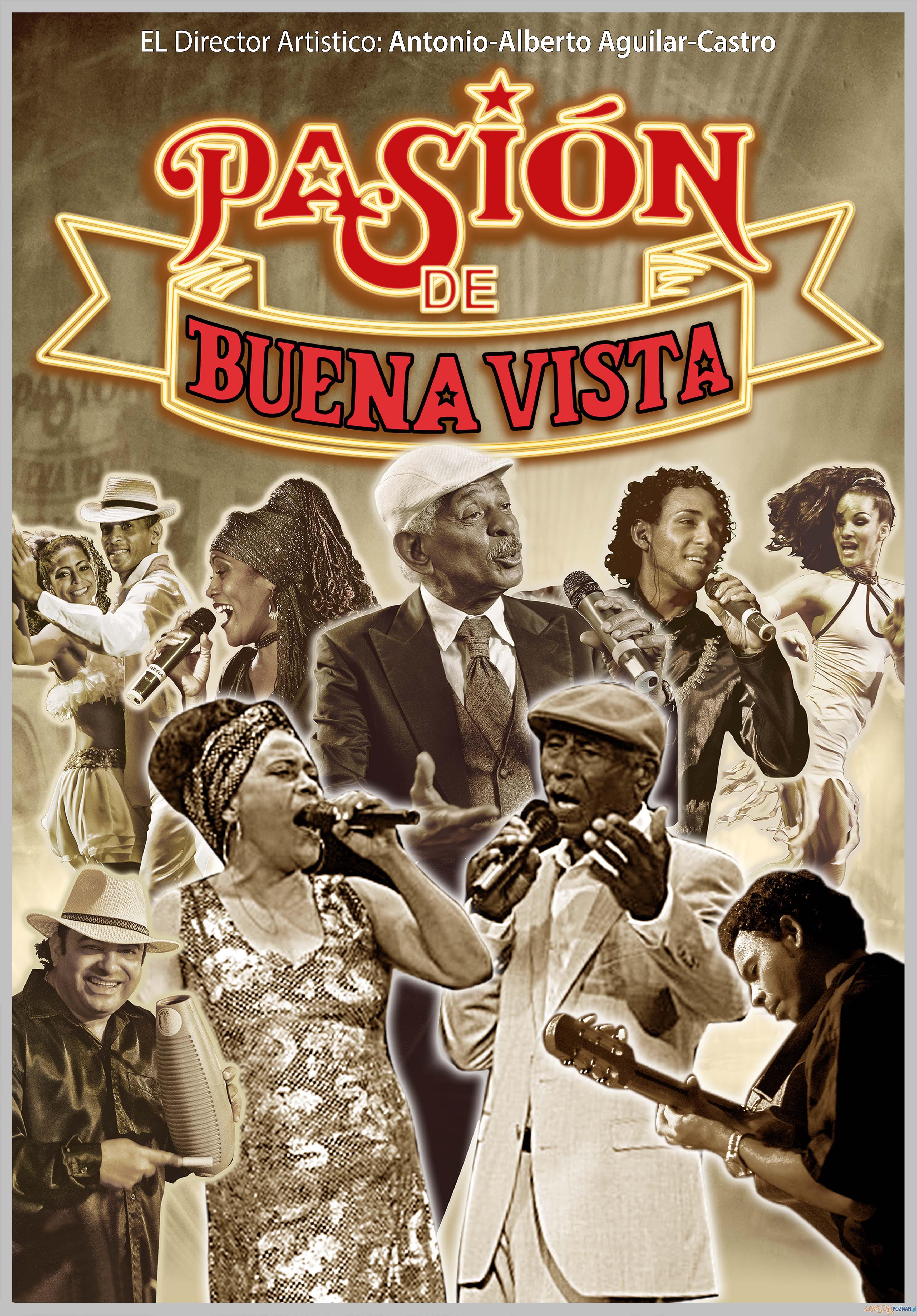 Pasión de Buena Vista  Foto: Matedriały prasowe