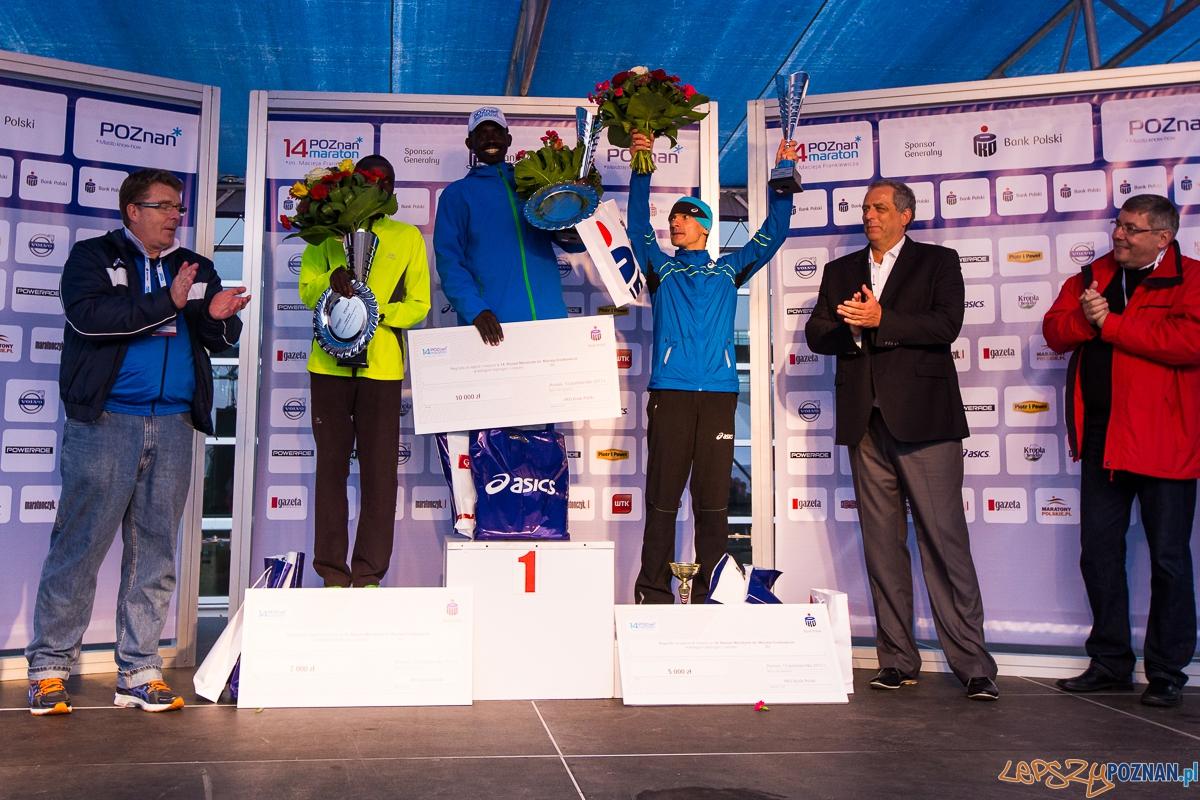 14 Maraton Poznań (4)  Foto: Marek Zakrzewski