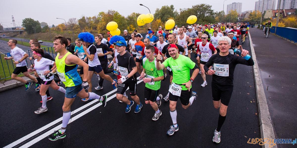 14 Maraton Poznań (5)  Foto: Marek Zakrzewski